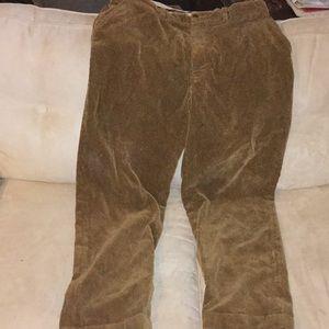 Ralph Lauren corduroys pants